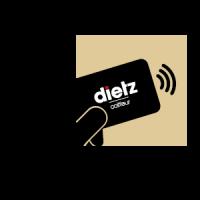 Dietz_TreatCARD_Scannen